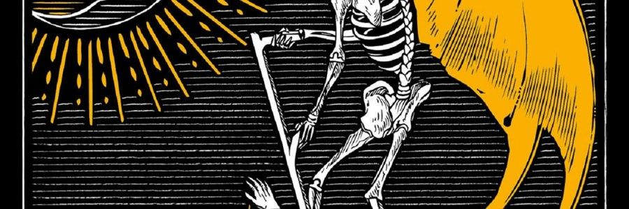 Eat Dirt - Death Is Death LP - Bearded Punk Records