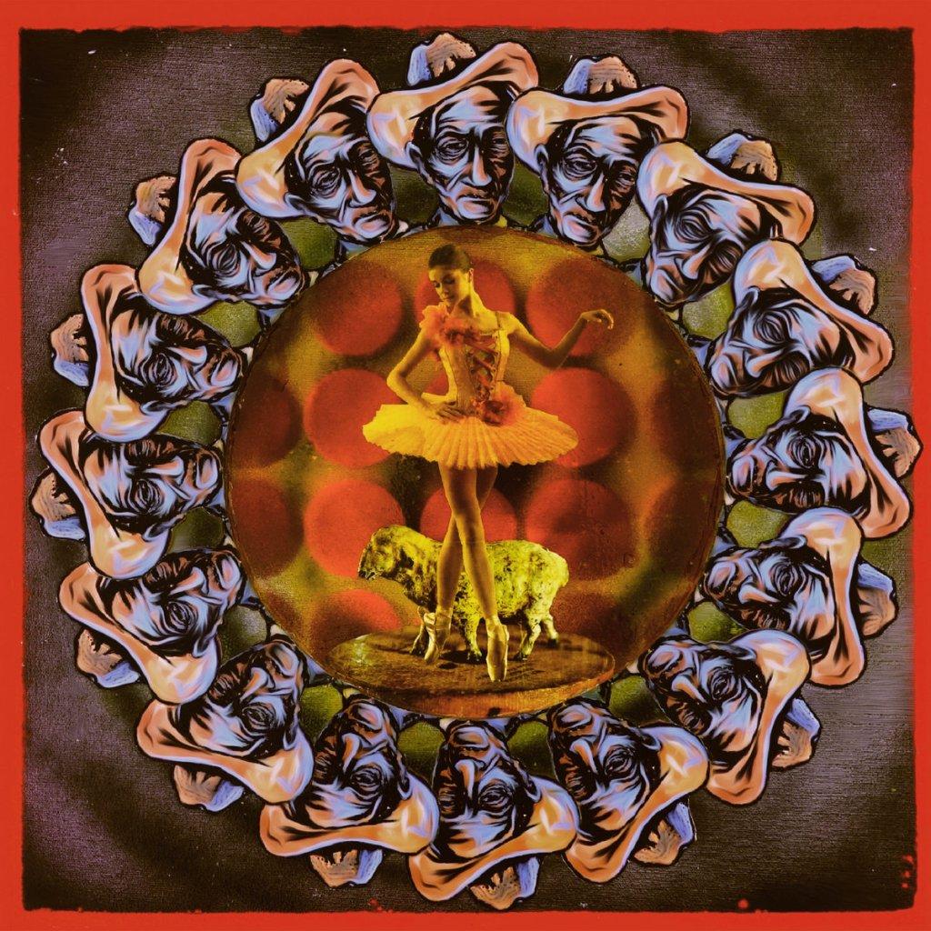Decent Criminal - Bliss LP - Bearded Punk Records / Wiretap Records