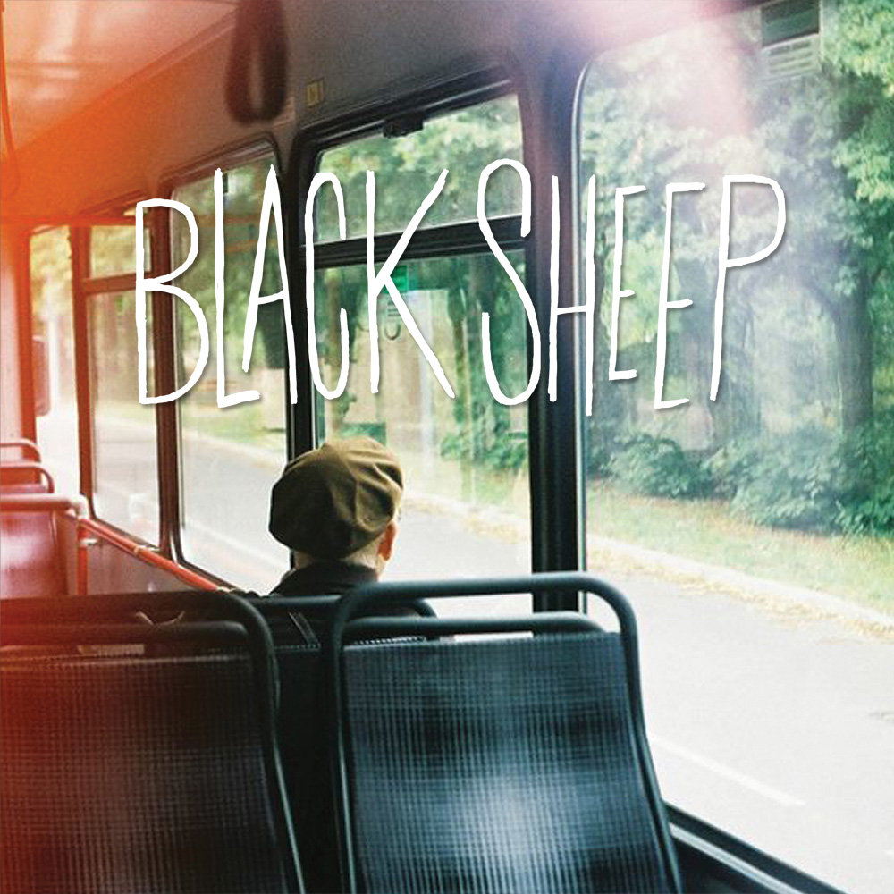 Black Sheep - Motion Pictures LP (Bearded Punk Records)