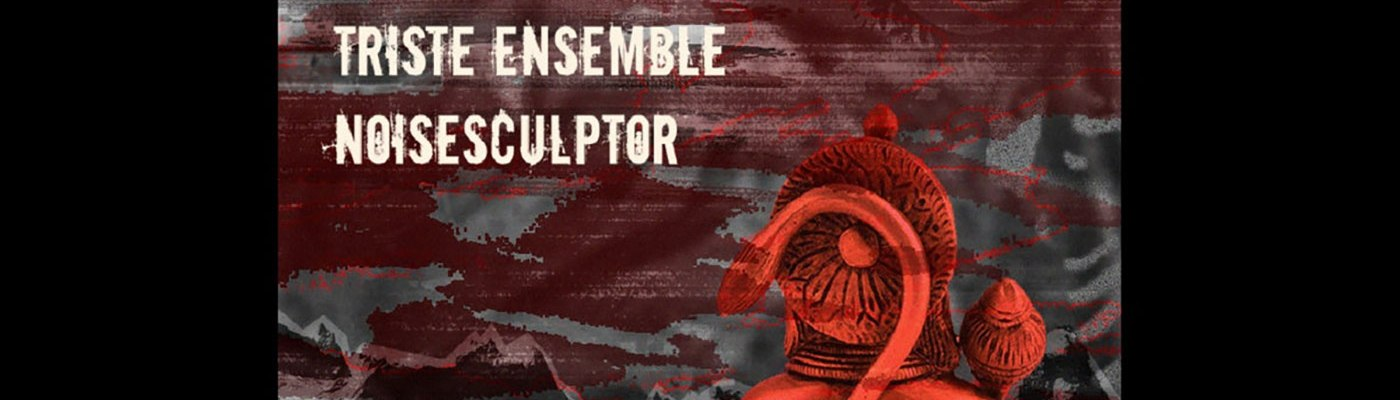 Púder & Pormeister Trió / Triste Ensemble / Noisesculptor - Unsigned 3-Way Split Series Volume I - Unsigned