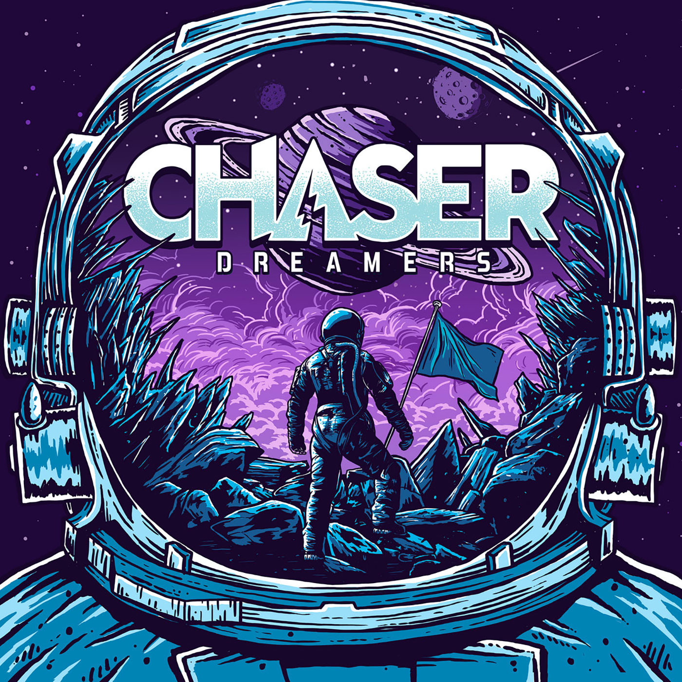 Chaser - Dreamers CD (Various Labels)