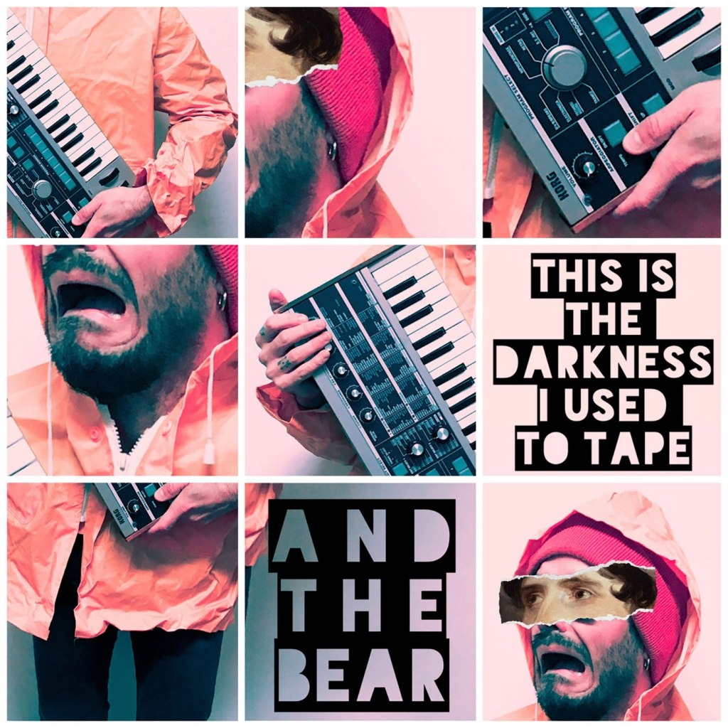 And The Bear - This Is The Darkness I Used To Tape CD - Valvolare Records