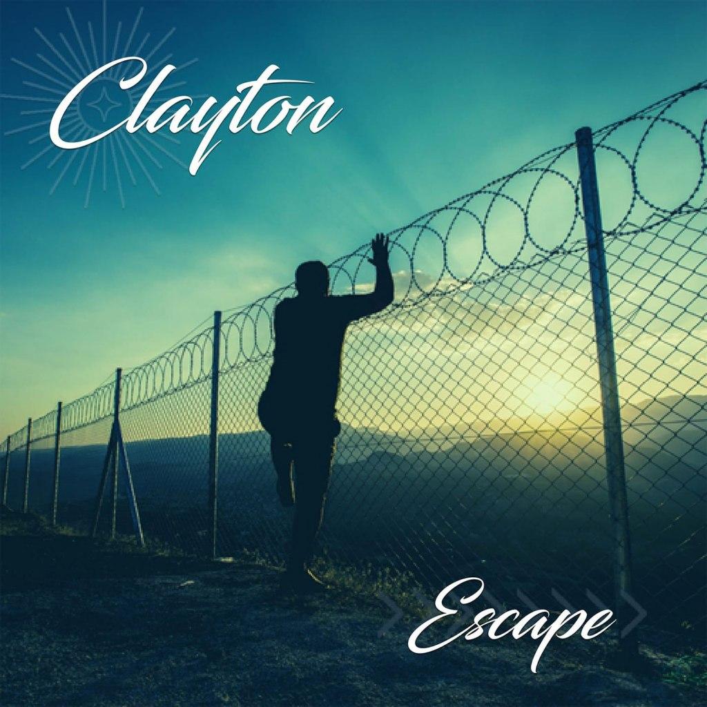 Clayton - Escape CD - Disillusioned Records