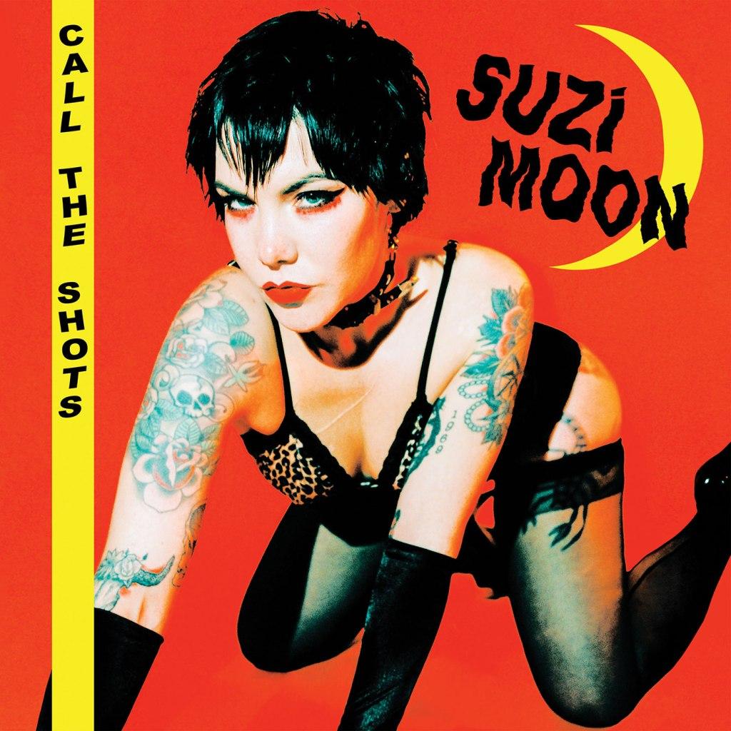 """Suzi Moon - Call The Shots 12"""" - Pirates Press Records"""
