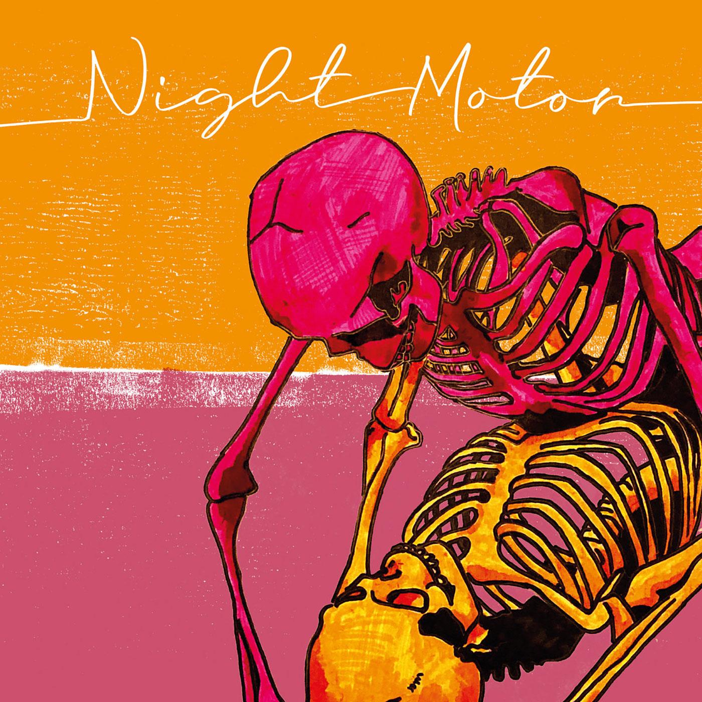 Night Motor - Fatal CD
