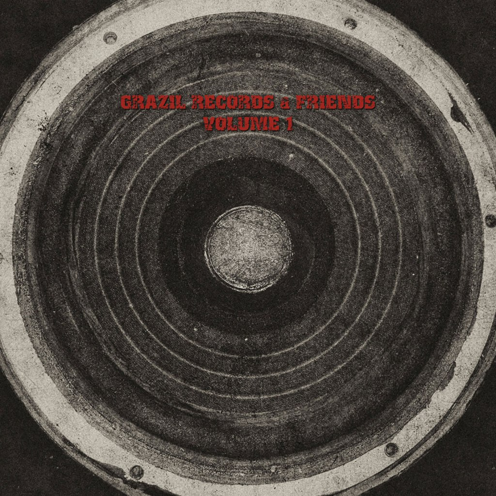 V/A - Grazil Records & Friends Vol. 1. - Grazil Records