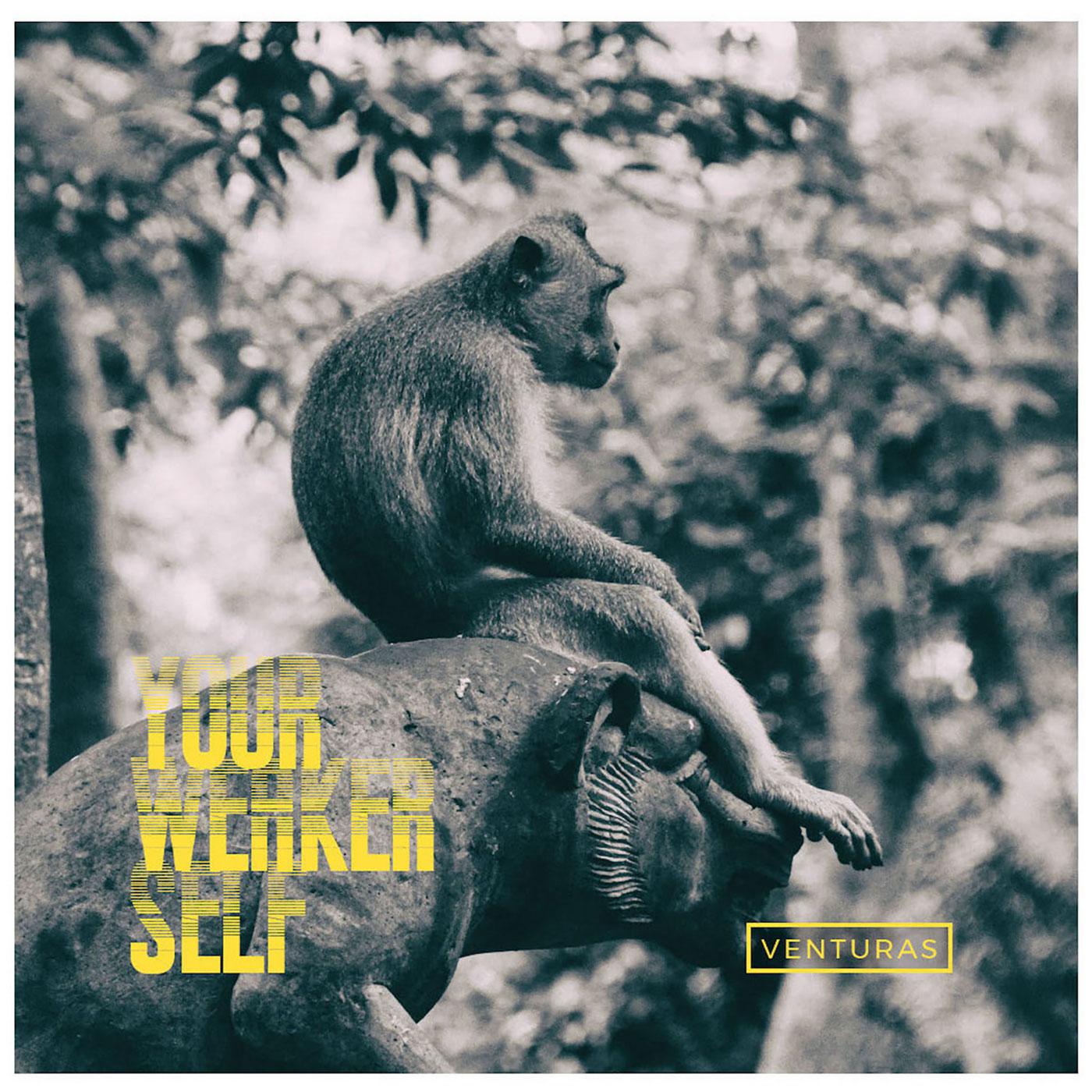 """Venturas - Your Weaker Self 12"""" EP"""