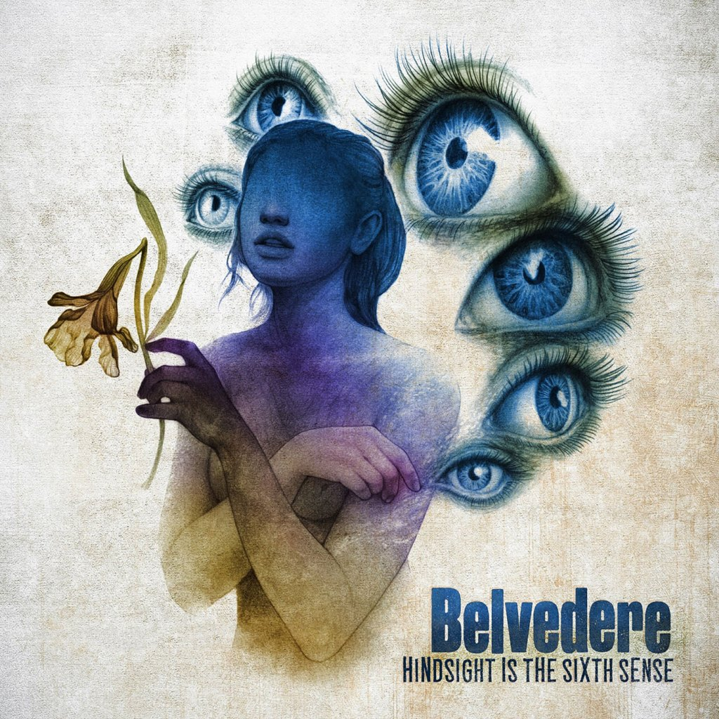 Belvedere - Hindsight Is The Sixth Sense LP - Thousand Islands Records / Lockjaw Records