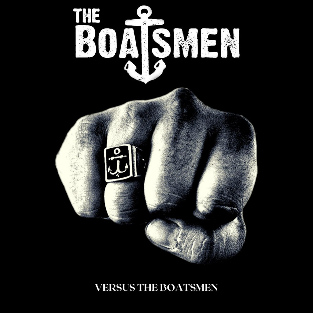 The Boatsmen - Versus The Boatsmen LP - Ghost Highway Records / Spaghetty Town Records