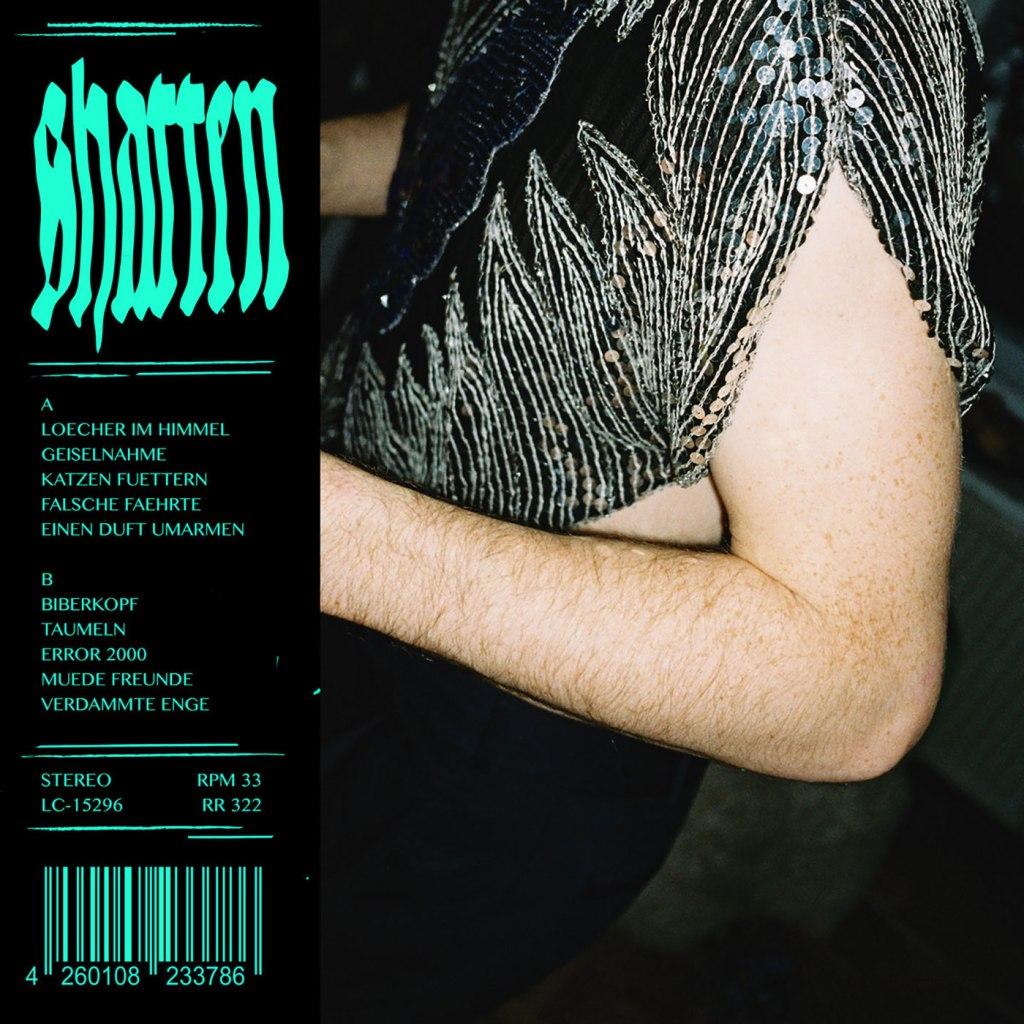 Shatten - Shatten LP - Rookie Records