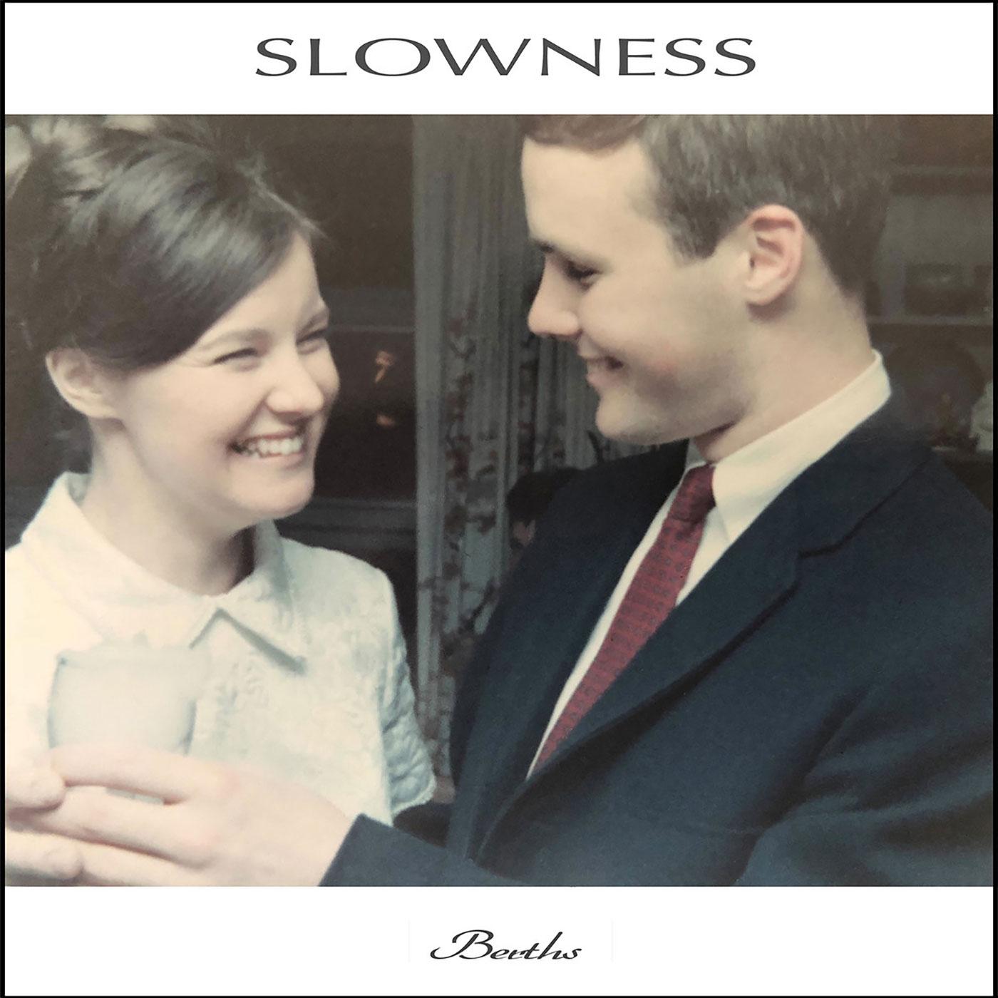Slowness - Berths LP - Schoolkids Records