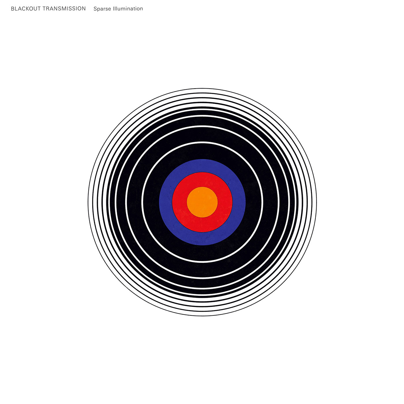 Blackout Transmission - Spearse Illumination LP - Etxe Records