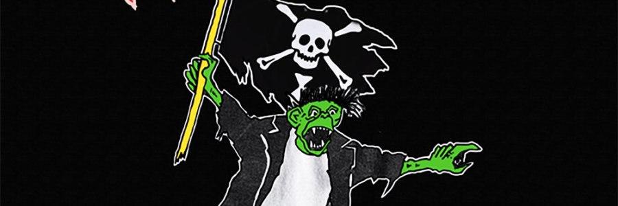 The Meteors - Skull N Bones CD - Cleopatra Records