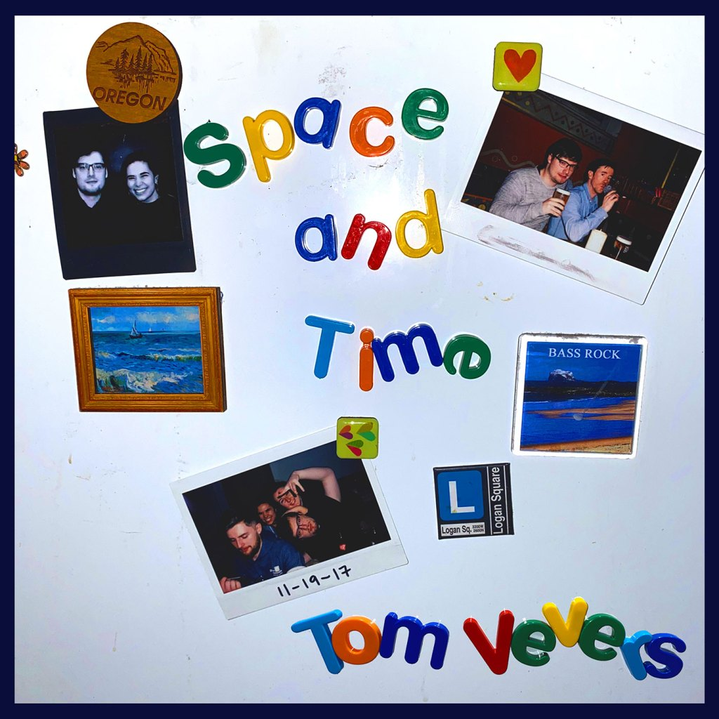 Tom Vevers - Space And Time