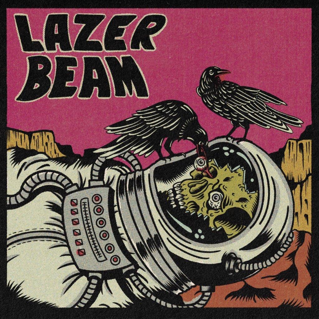 Lazer Beam - Lazer Beam LP