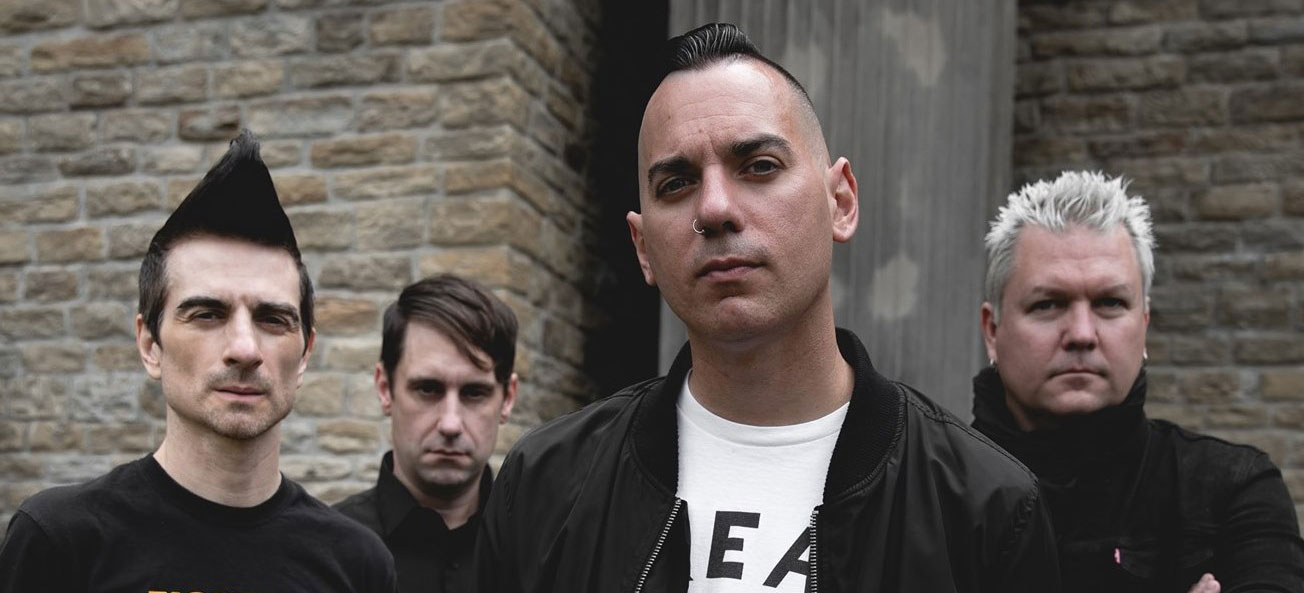 Anti-Flag Release A New Video For Born To Run