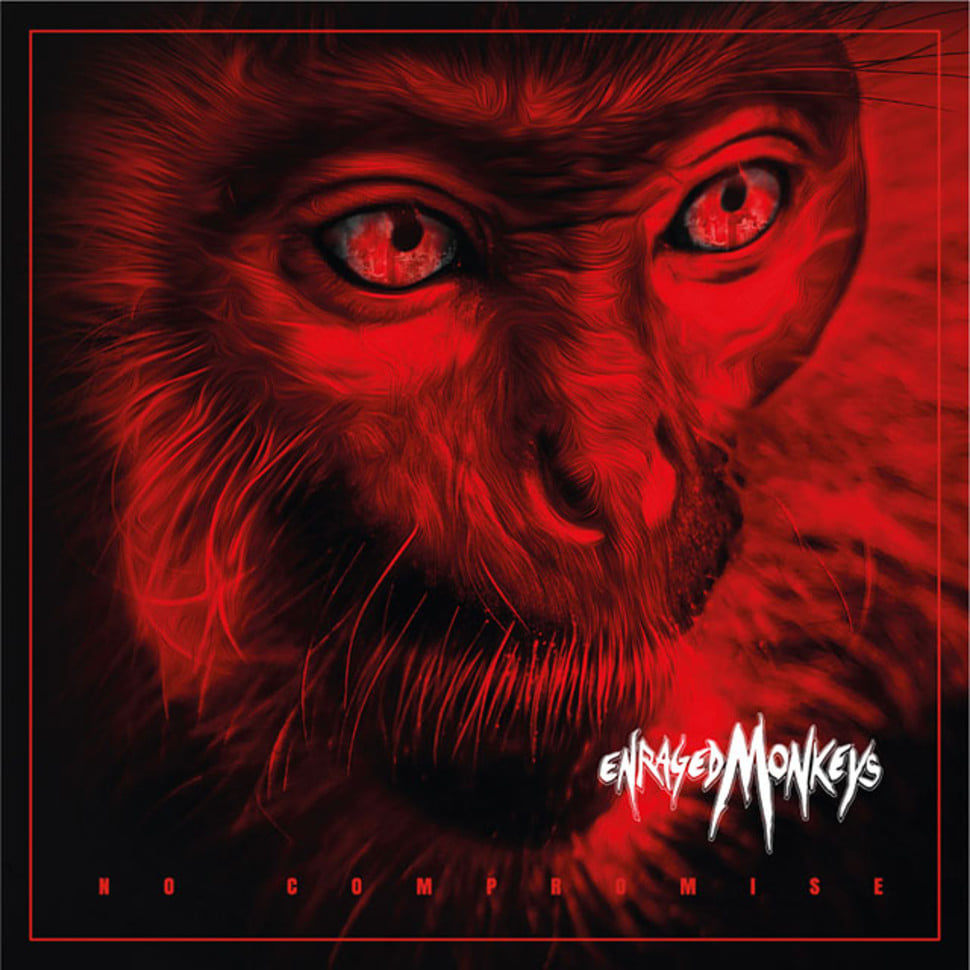 Enraged Monkeys - No Compromise CD - Hicktown Records