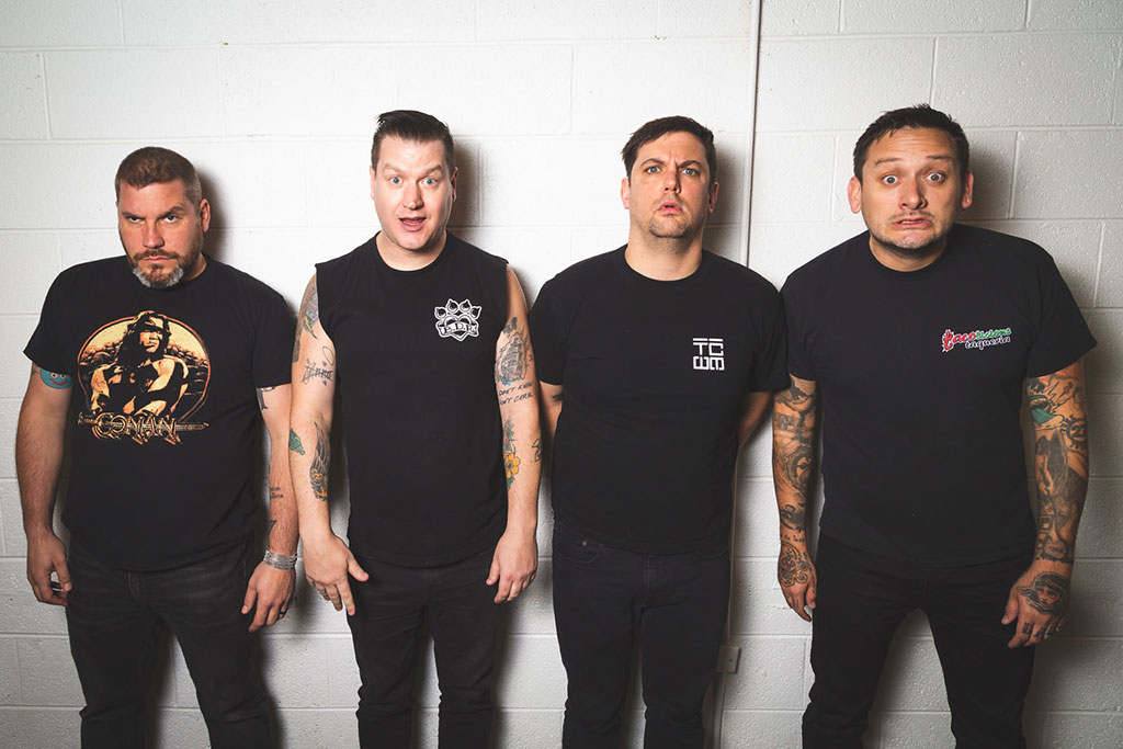 Teenage Bottlerocket Announces New Album With A Video For Ghost Story