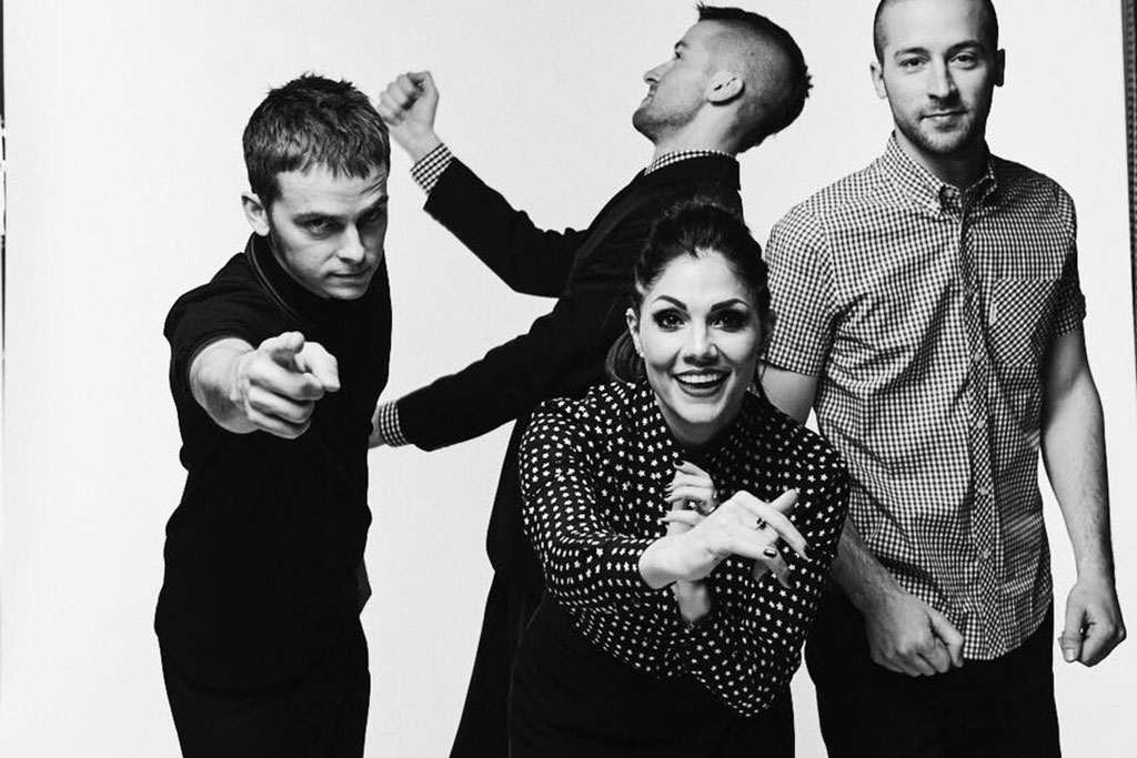 The Interrupters Announce A Live Album With A New Live Video