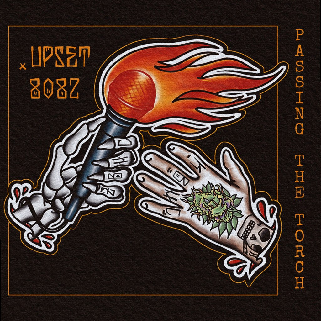 .upset / 8082 - Passing The Torch EP - Geenger Records