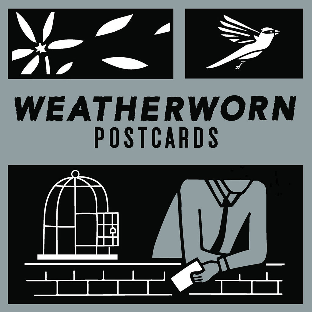 Weatherworn - Postcards LP