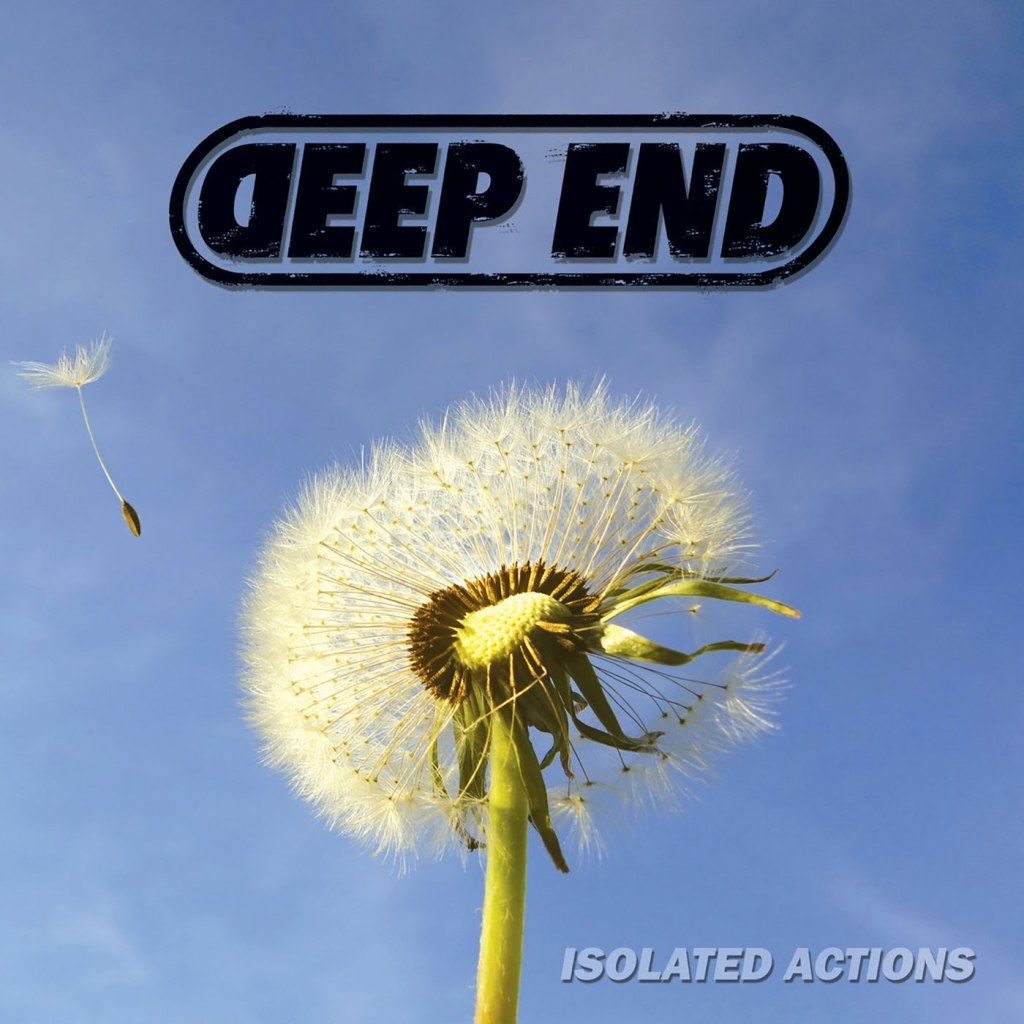 """Deep End - Isolated Actions 7"""" - Various Labels"""