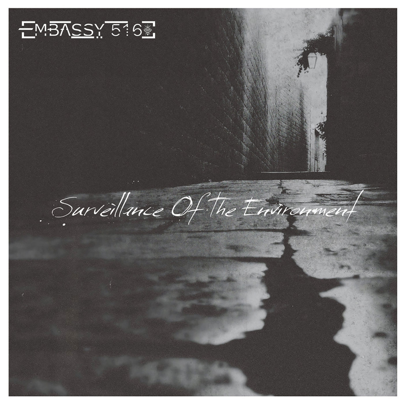 Embassy - Surveillance Of The Environment CD - Geenger Records