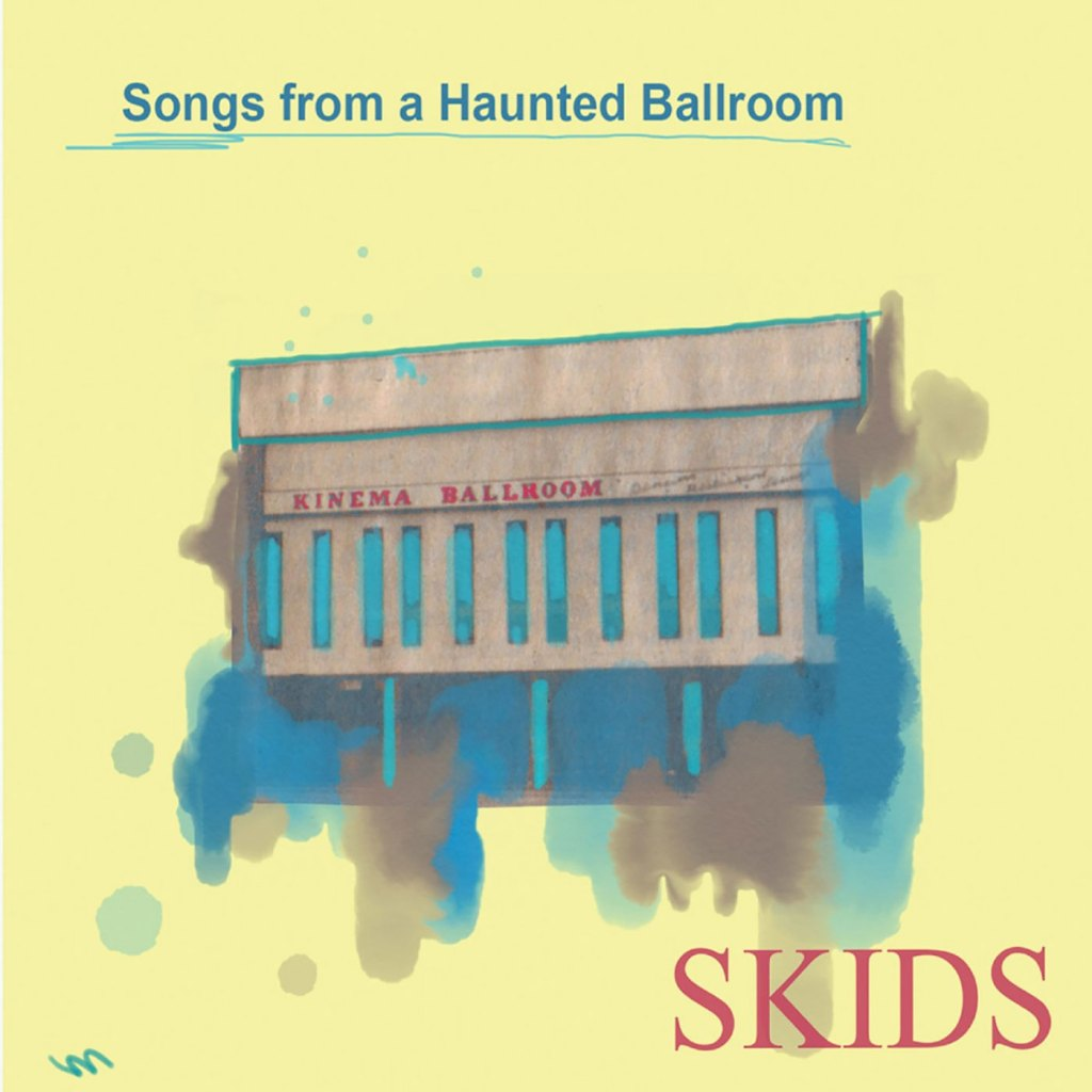 Skids - Songs From The Haunted Ballroom CD - Cleopatra Records