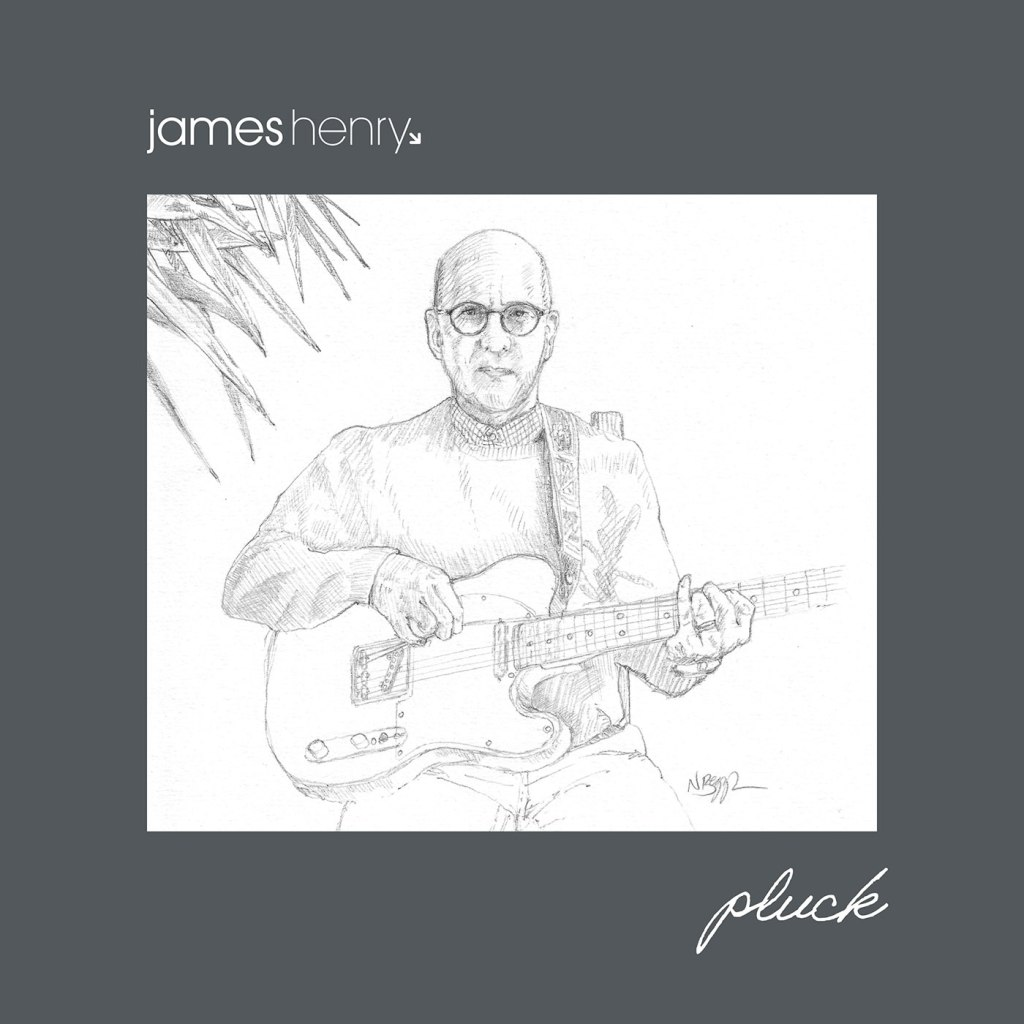 James Henry - Pluck CD