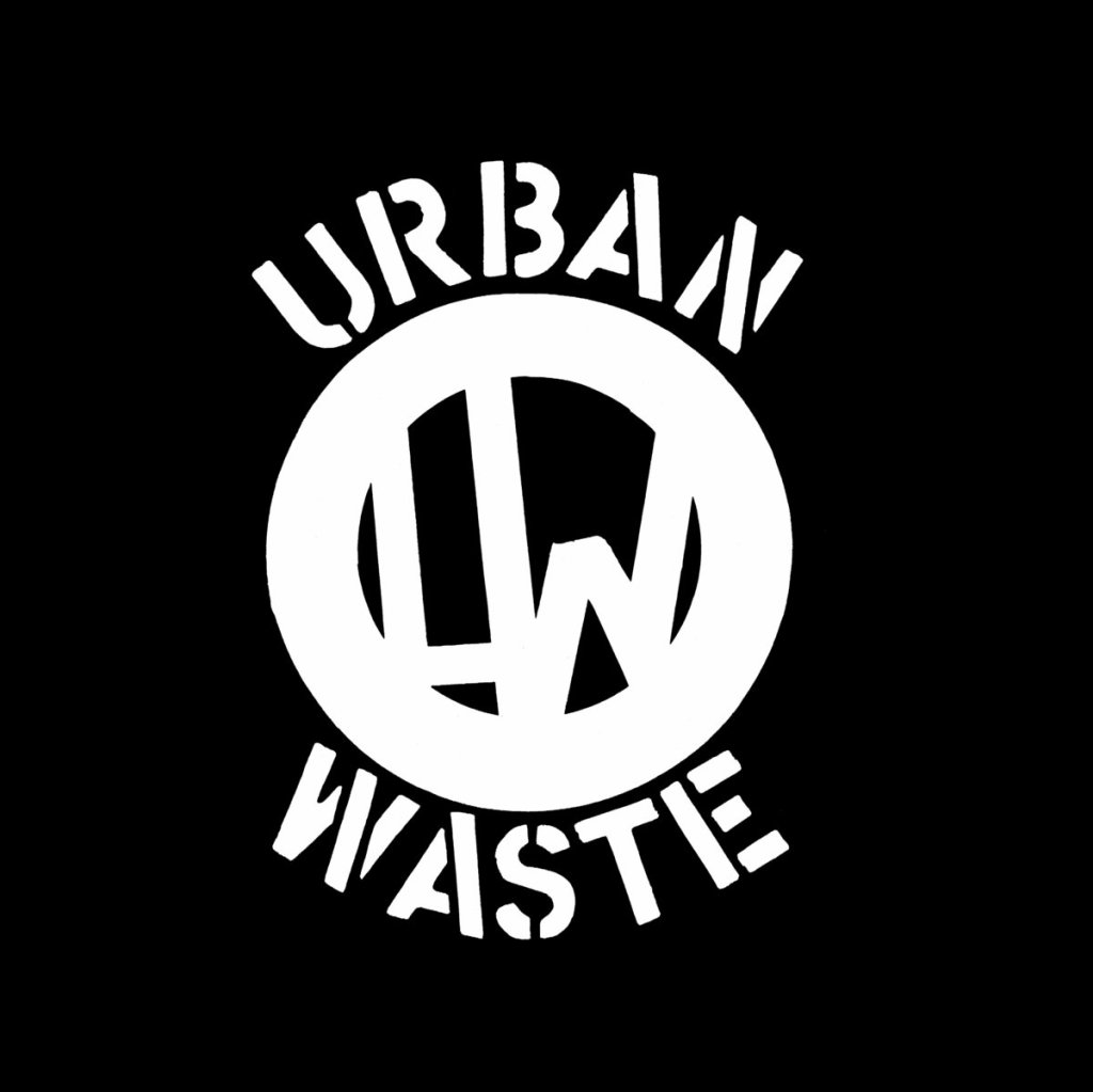 Urban Waste - Self-Titled EP CD (Pine Hill Records)