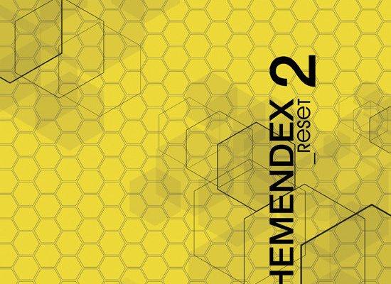 Hemendex - Reset 2 CD - Geenger Records