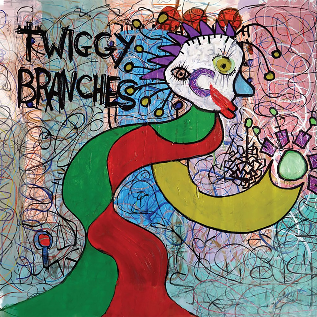 Twiggy Branches - The Radiant Twist