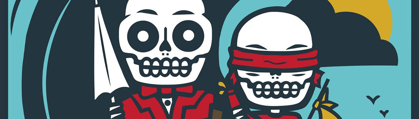 Less Than Jake / Kill Lincoln - Wavebreaker #1 - Bad Time Records