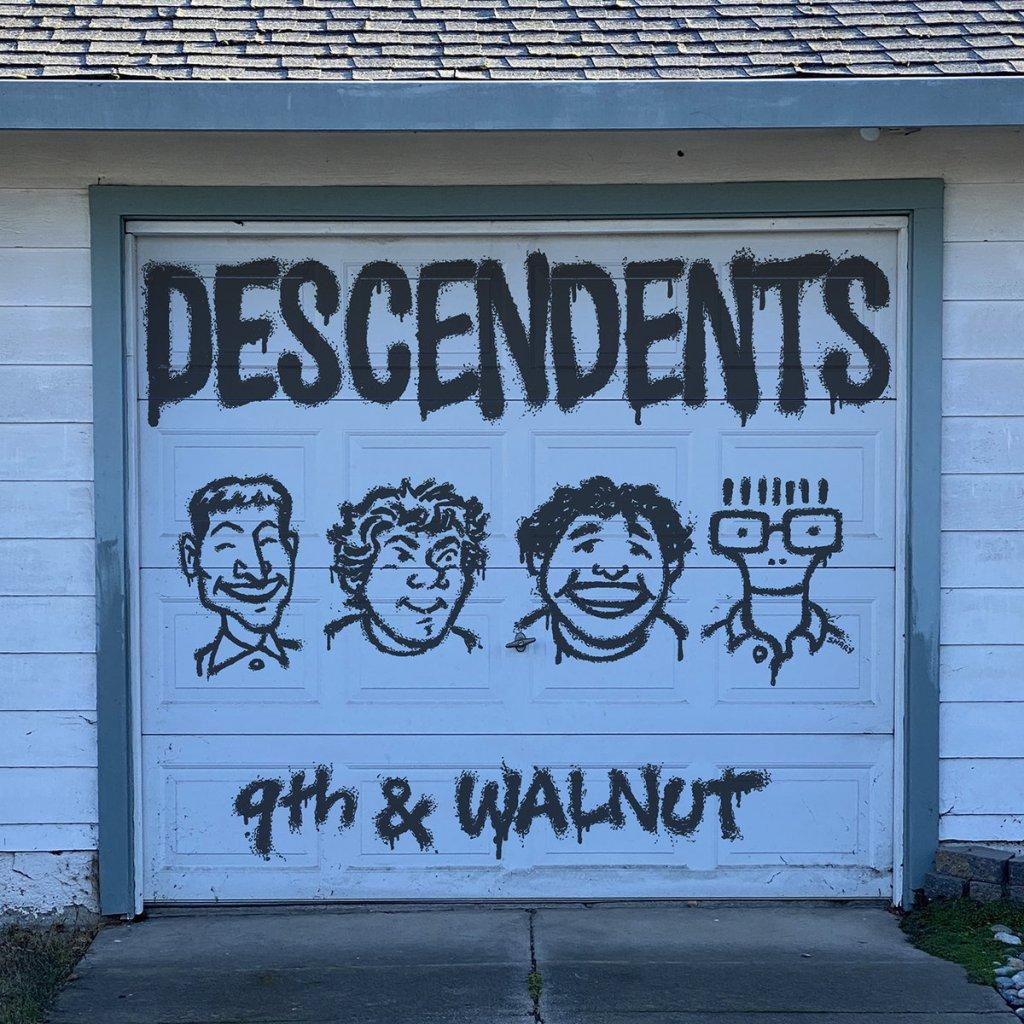 Descendents - 9th & Walnut LP - Epitaph Records