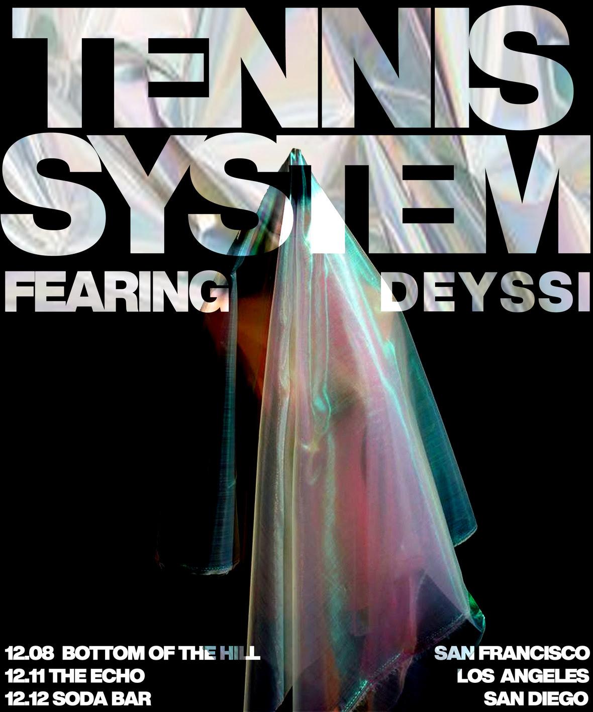 Tennis System Tour