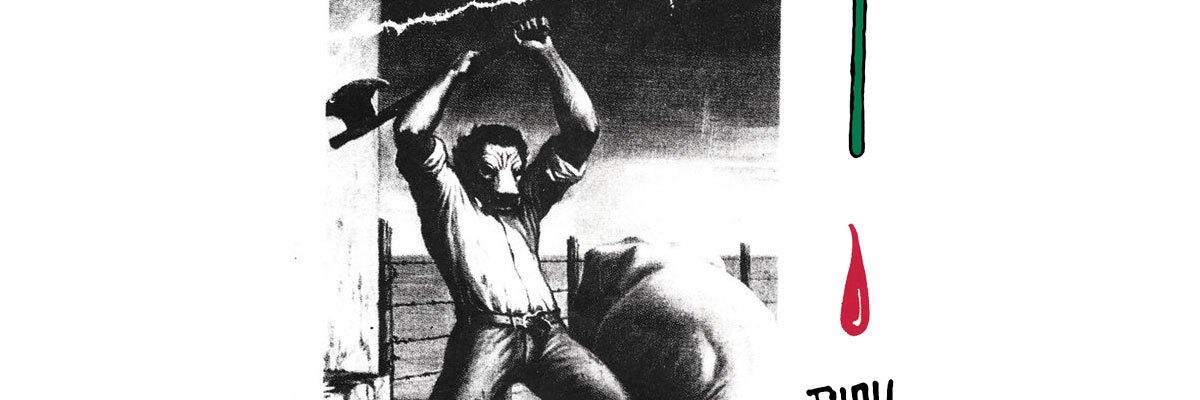 Antidote - Thou Shalt Not Kill EP CS - Pine Hill Records