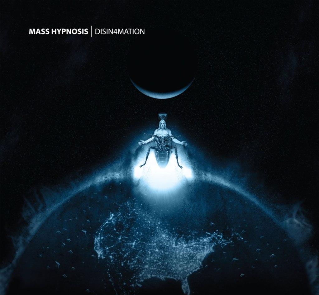 Mass Hypnosis - Disin4mation CD - Geenger Records