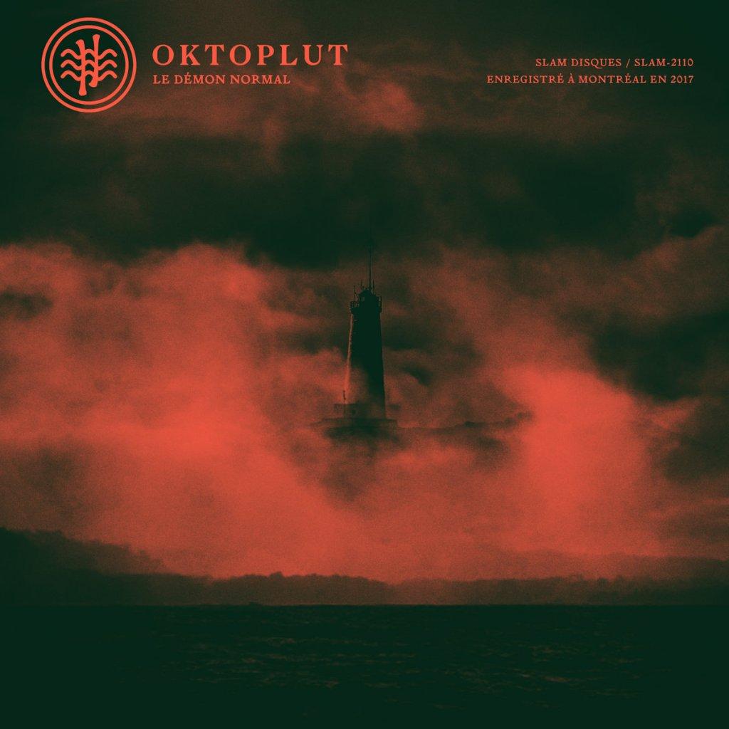 Oktoplut - Le Démon Normal LP - Slam Disques