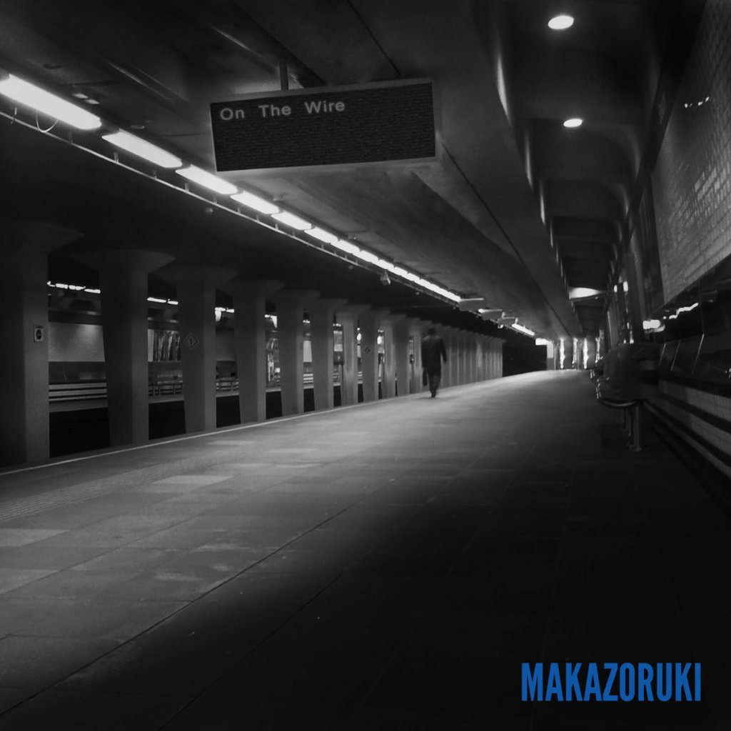 Makazoruki - On The Wire CD - Geenger Records