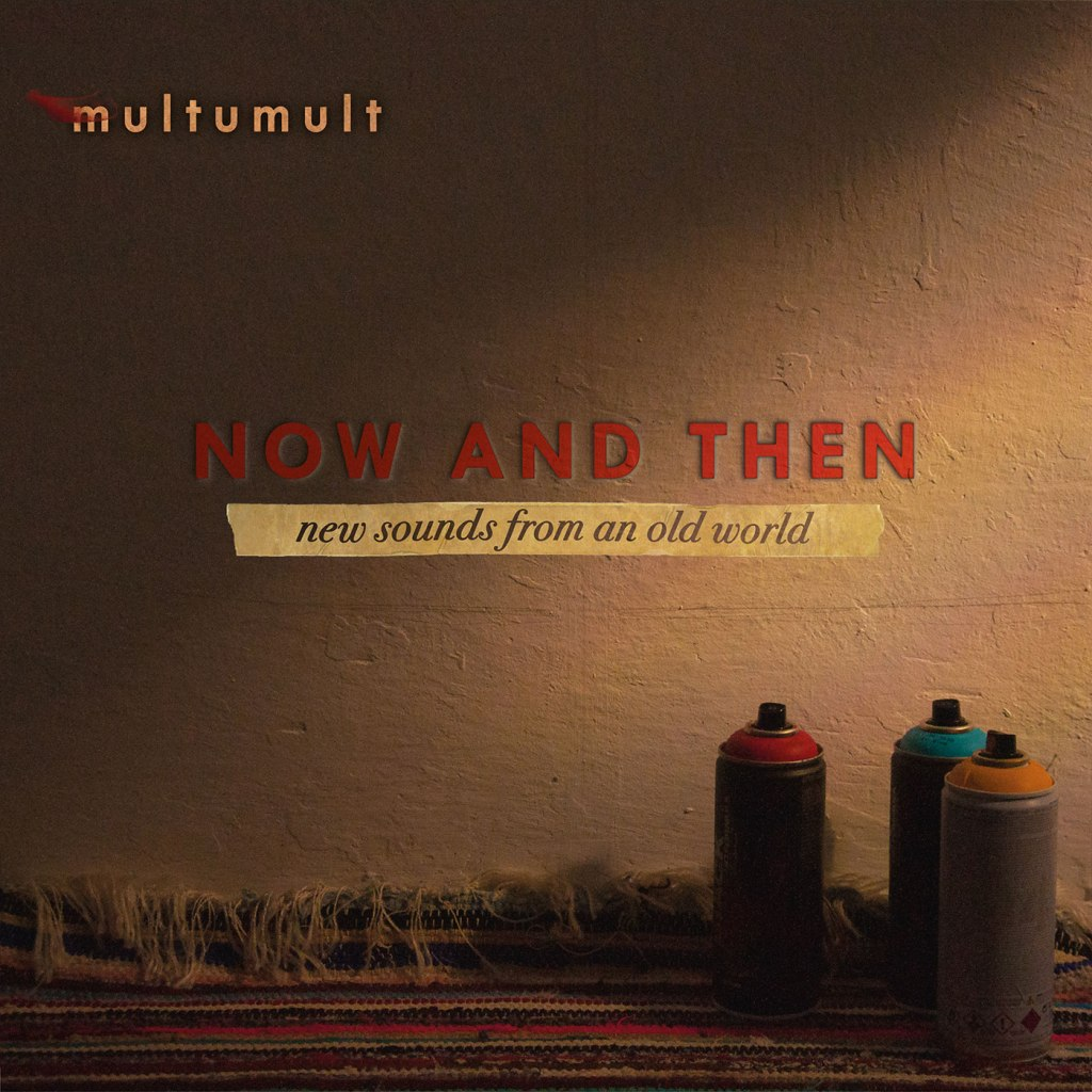 Multumult - Now And Then CD - lollipoppeshoppe