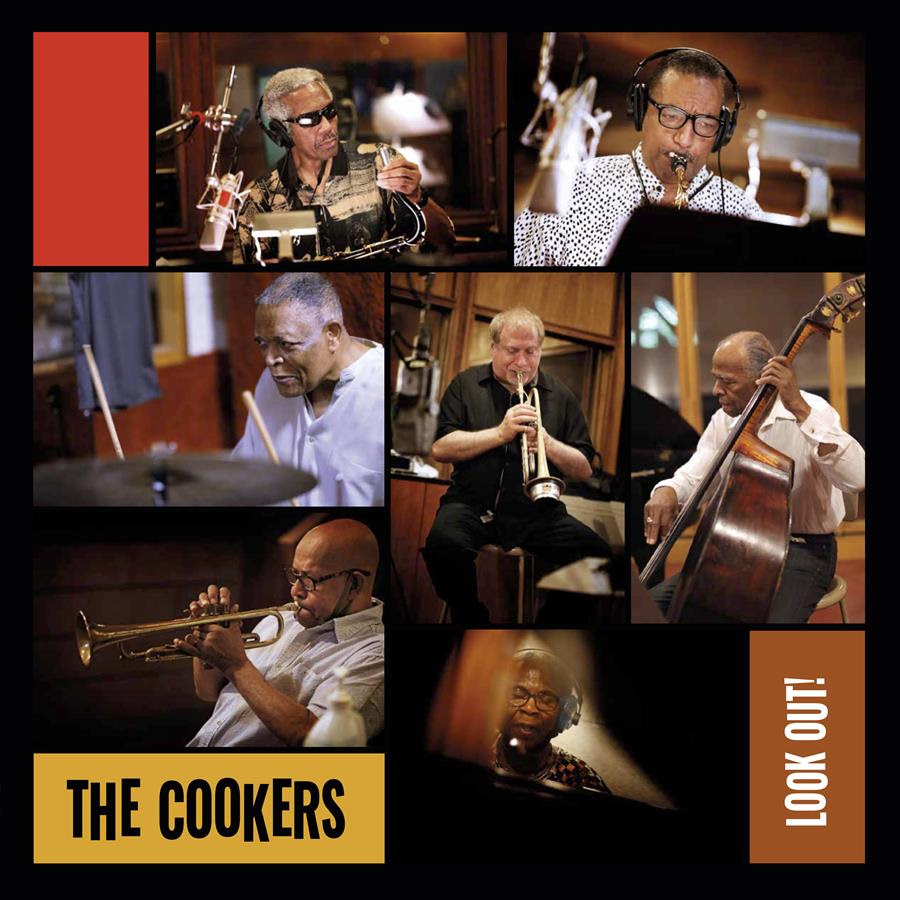 The Cookers - Lookout!