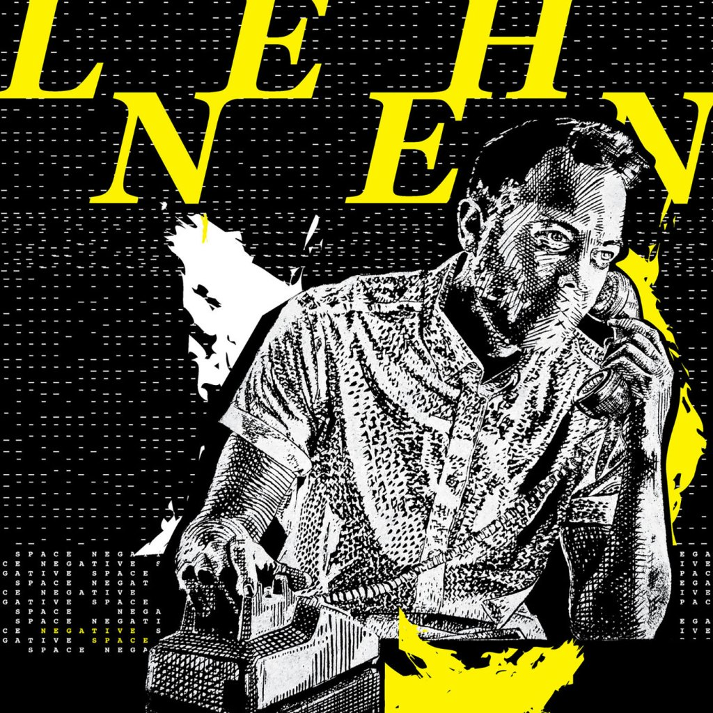Lehnen - Negative Space CD - Noise Appeal Records