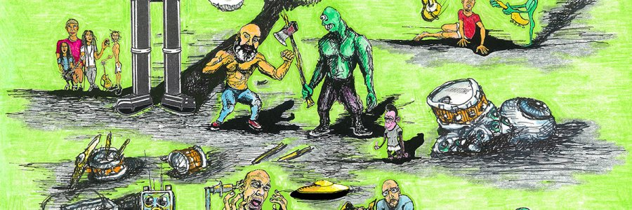 Hangtime - Invasion CD - Dental Records