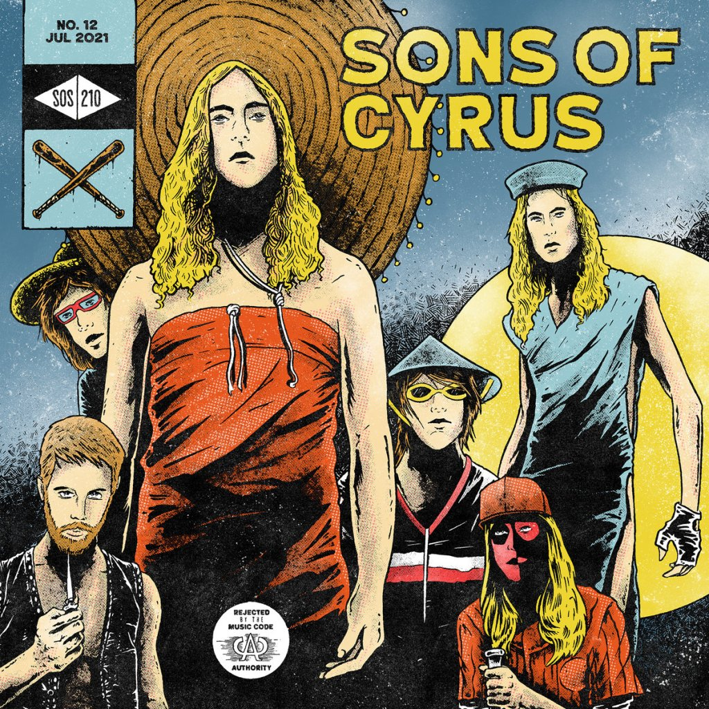 Sons Of Cyrus - Can You Dig It? DLP - Sounds Of Subterrania