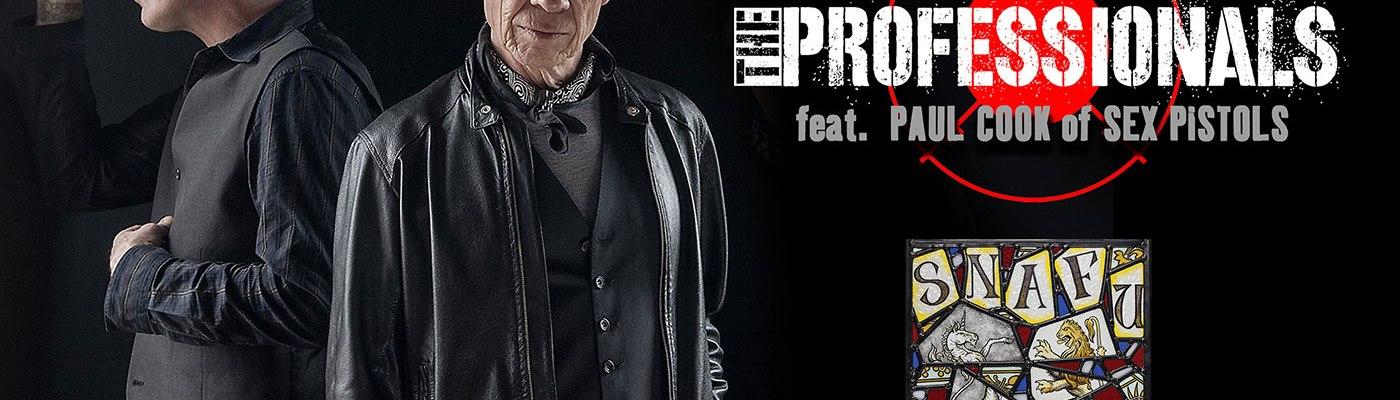 The Professionals - UK Tour