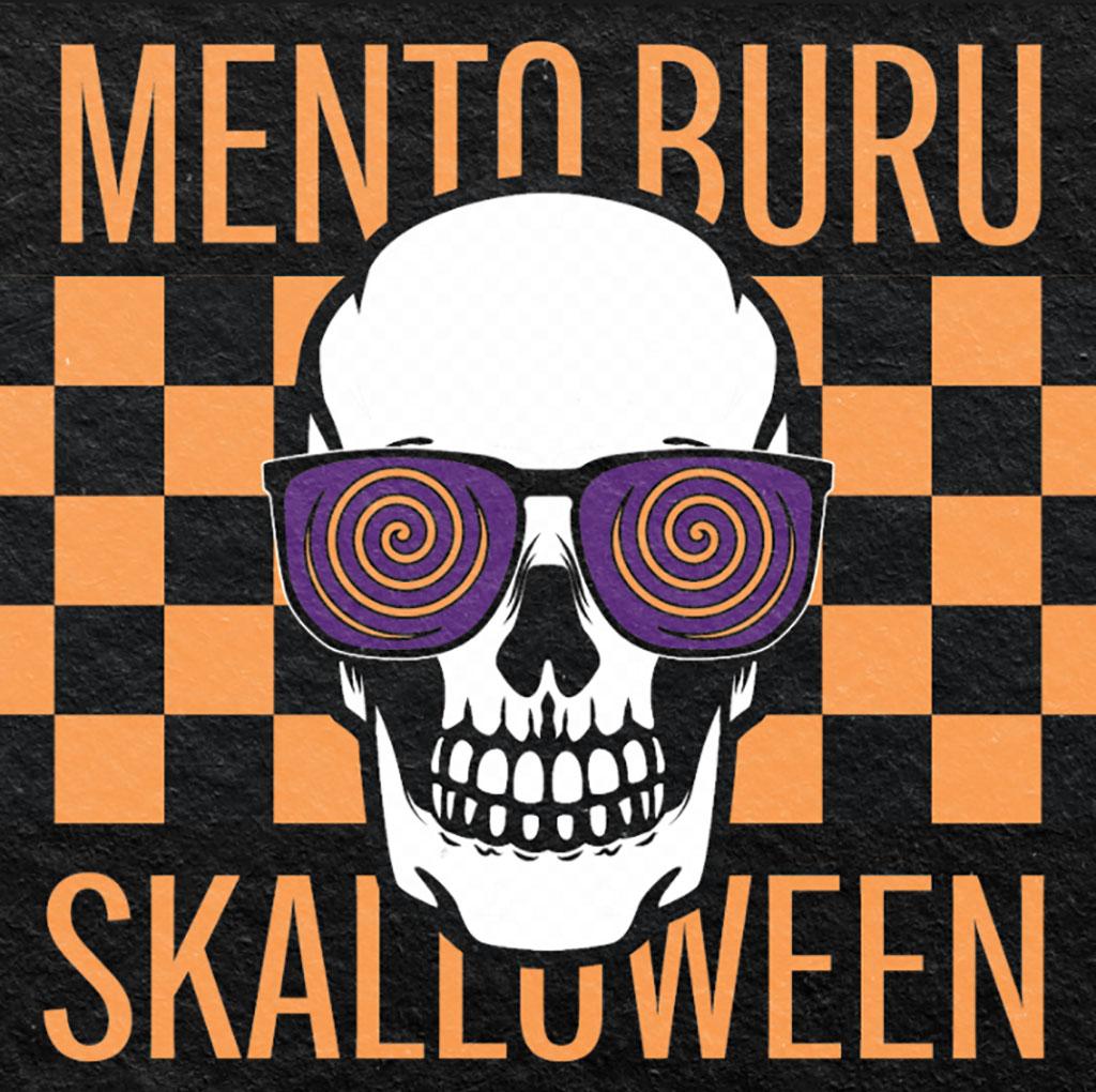 Mento Buru - Skalloween EP
